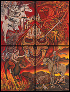 Bible Originals - The 4 Horsemen by Adam Weinzapfel
