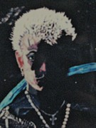 Billy Idol Art - The 80s by Chaline Ouellet
