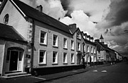 Moravian Framed Prints - The Academy House In 18th Century Gracehill Village A Moravian Settlement In County Antrim Framed Print by Joe Fox