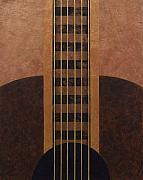 Sandy Bostelman Posters - The Acoustic Poster by Sandy Bostelman