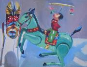 Toys Originals - The Acrobat by Deb Putnam