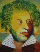 Anthropomorphic Paintings - The Afrocentricity of Pushkin by David G Wilson