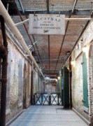 Alcatraz Prints - The Alcatraz Experience Print by Rhonda DePalma