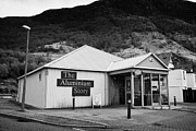 Visitor Prints - The aluminium story visitor centre kinlochleven scotland Print by Joe Fox