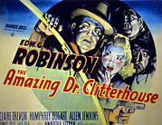 1938 Movies Photos - The Amazing Dr. Clitterhouse, Edward G by Everett
