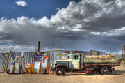Vintage Truck Photos - The American Dream by Bob Christopher