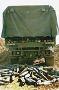 Cache Posters - The Ammunition Cache Unloaded Poster by Stocktrek Images