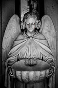 Holy Water Angel Photos - The Angels Burden by Anthony Citro
