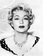 1950s Portraits Framed Prints - The Ann Sothern Show, Ann Sothern Framed Print by Everett
