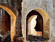 Featured Photos - The Arches of San Pedro by Charlotte Bell