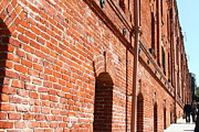 Brick Buildings Prints - The Argonaut Hotel At Fishermans Wharf . San Francisco California . 7D14486 Print by Wingsdomain Art and Photography