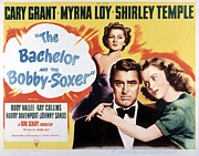 Cary Posters - The Bachelor And The Bobby-soxer, Cary Poster by Everett