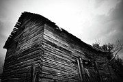 Haunted Barn Photos - The Back by Jerry Cordeiro