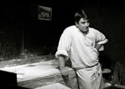 Candid Photos - The Baker by David Bowman