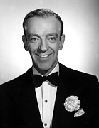Astaire Art - The Band Wagon, Fred Astaire, 1953 by Everett