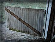 Terry Kirkland Cook - The Barn Gate
