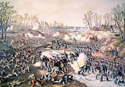 Battle Photos - The Battle Of Shiloh, April 6-7, 1862 by Everett