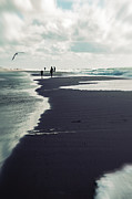 Flood Photo Prints - The Beach Print by Joana Kruse