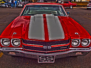 Chevelle Digital Art Prints - The Beast Print by Christian Jansen