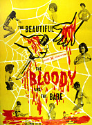 1960s Poster Art Posters - The Beautiful, The Bloody, And The Poster by Everett