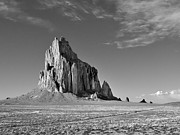 New Mexico Originals - The Beauty of Shiprock by Alan Toepfer