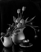 Sherry Hallemeier - The Beauty of Tulips in...