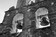 Mission Originals - The Bell Tower at Mission Espada by Paul Huchton