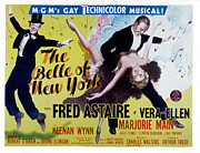 Art Of Dancers Prints - The Belle Of New York, Keenan Wynn Print by Everett