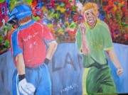 Cricket Paintings - The Best by Isabelle Juffermans