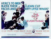1959 Movies Framed Prints - The Best Of Everything, Brian Aherne Framed Print by Everett