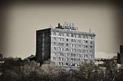 Bethlehem Metal Prints - The Bethlehem Hotel Metal Print by Bill Cannon