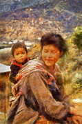 Shubhadip Ghosh - The Bhutanese Mom
