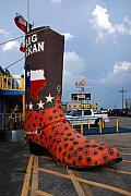Susanne Van Hulst - The big boot