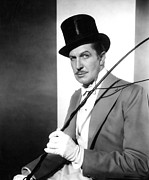1950s Movies Prints - The Big Circus, Vincent Price, 1959 Print by Everett