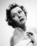 1950s Portraits Prints - The Big Heat, Gloria Grahame, 1953 Print by Everett