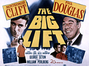 The Big Lift, Montgomery Clift, Paul Print by Everett