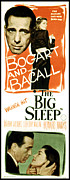 Films By Howard Hawks Posters - The Big Sleep, Humphrey Bogart, Lauren Poster by Everett
