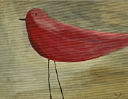 Bird Paintings - The Bird - original by Variance Collections