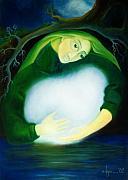 Angela Treat Lyon - The Birth of Water