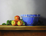 Jorge  Alberto Gonzalez - The Blue Bowl