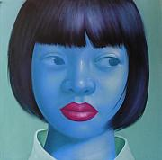 Sandikala - The Blue Girl