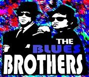 Rod Saavedra-Ferrere - The Blues Brothers