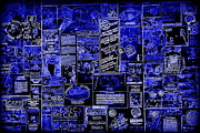 Flyers Posters - The Blues in Memphis Poster by Carol Groenen