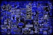 The Blues In Memphis Print by Carol Groenen