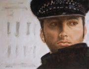 Police Paintings - The Bobby by William Erwin