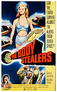 1960s Poster Art Posters - The Body Stealers, Poster Art, 1969 Poster by Everett