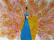 Dawn Plyler - The bold peacock