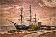 Park Dock Prints - The Bounty Print by Debra and Dave Vanderlaan