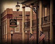 Berks Posters - The Boyertown Inn Poster by Trish Tritz