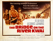 1957 Movies Photos - The Bridge On The River Kwai, Jack by Everett